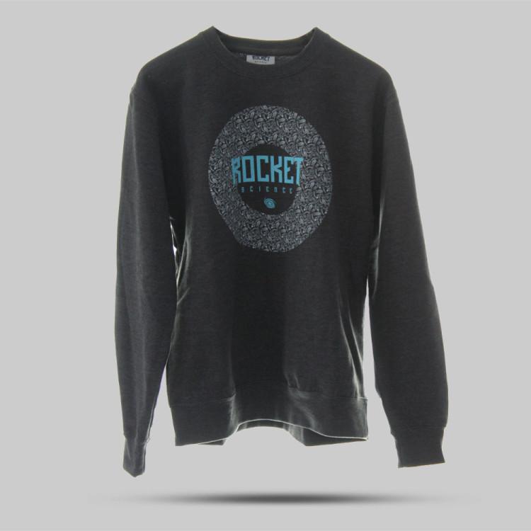 """Der erste """"Rocket Science"""" Crew-Neck Sweater. Feinstes Stöffchen ... made in space. Nicht nur für Astronauten."""